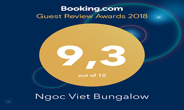 ALWAYS IMPROVE THE SERVICES - GUEST REVIEW AWARD 2018